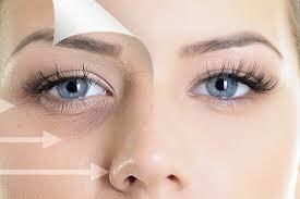 ژل آلیاکسین برای زیر چشم