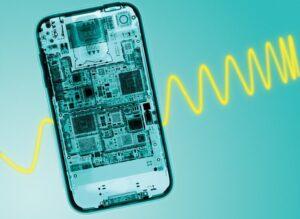 خطرات امواج موبایل